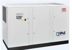 VPeX90-160KW  VPeX螺杆空压机 (13m³-32m³)