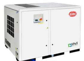 VpeX15-30KW   VPeX螺杆空压机 (2.5m³-6m³)